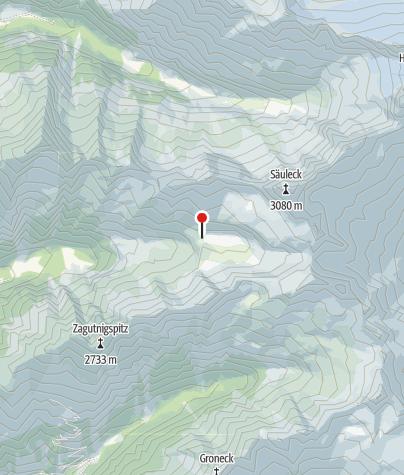 Karte / Arthur-von-Schmid-Haus