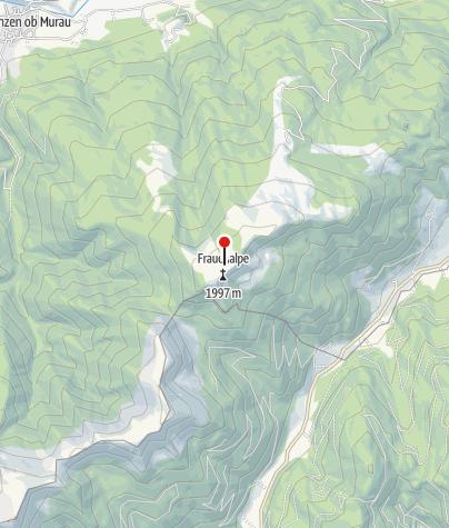 Karte / Bernhard-Fest-Hütte