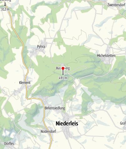 Karte / Buschberghütte