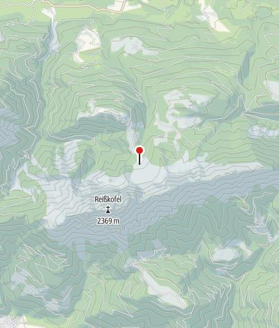 Karte / E.T.-Compton-Hütte