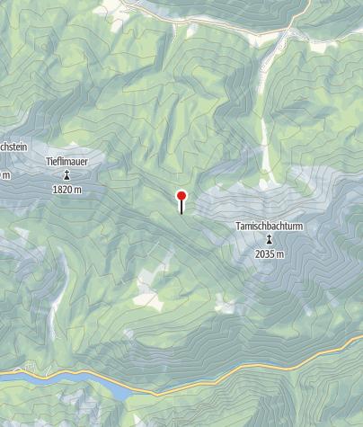 Karte / Ennstaler Hütte