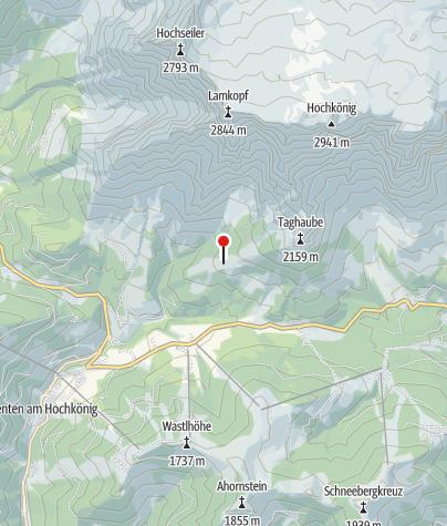 Karte / Erichhütte