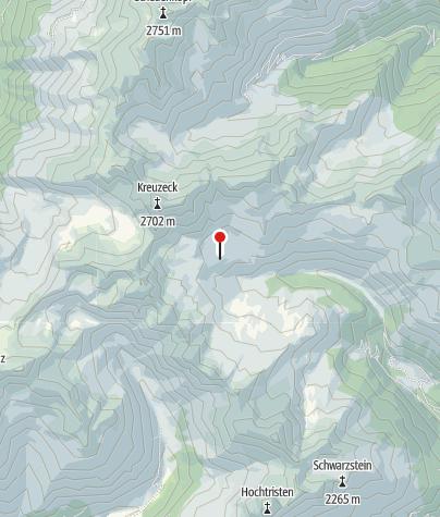 Karte / Feldnerhütte