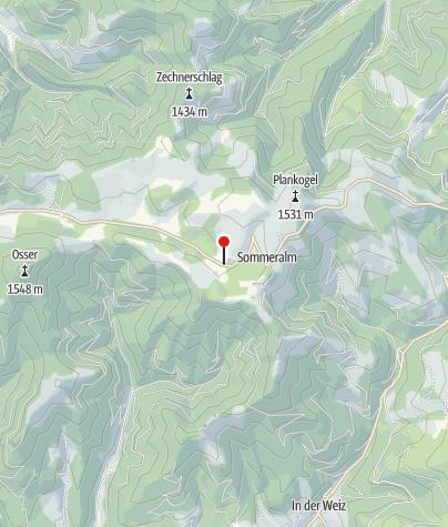 Karte / Felix-Bacher-Hütte