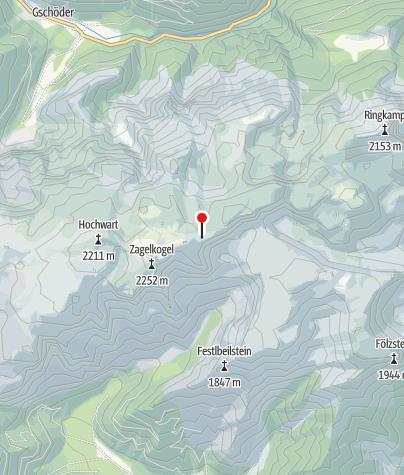 Karte / Fleischer-Biwak