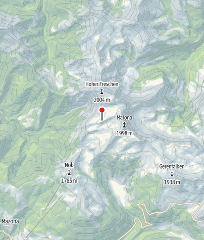 Karte / Freschenhaus