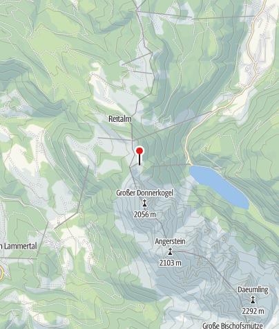 Karte / Gablonzer Hütte