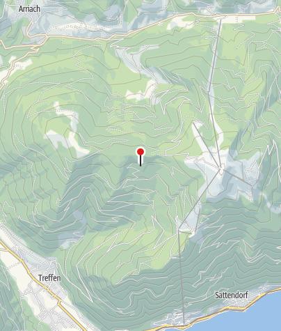 Karte / Gerlitzenhütte