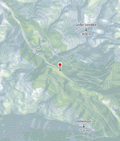 Karte / Gmünder Hütte