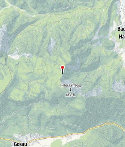 Karte / Goiserer Hütte