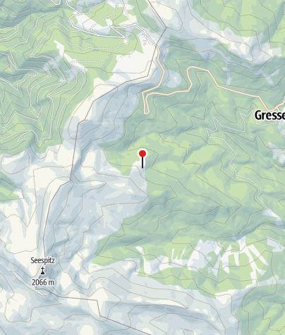 Karte / Grünangerhütte