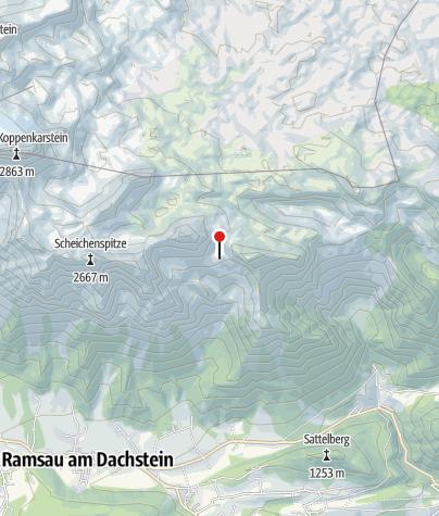 Karte / Guttenberghaus