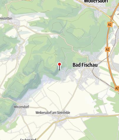 Karte / Haus Eisensteinhöhle