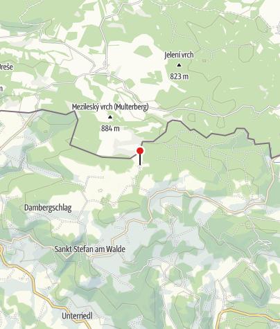 Karte / Helfenberger Hütte