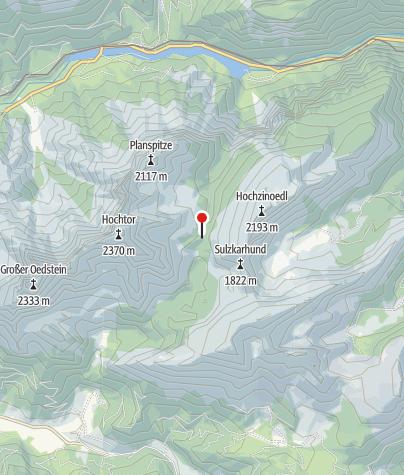 Karte / Hesshütte