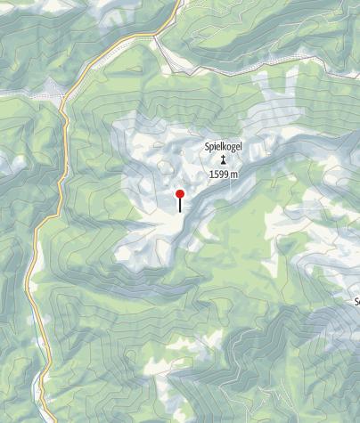 Karte / Hinteralmhaus
