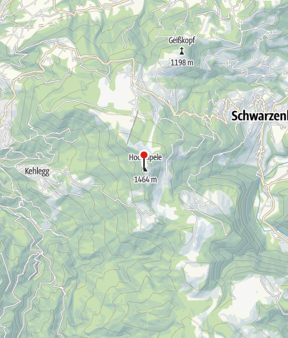 Karte / Hochälpelehütte