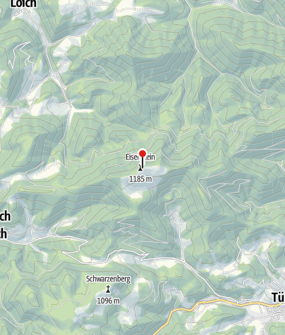 Karte / Julius-Seitner-Hütte