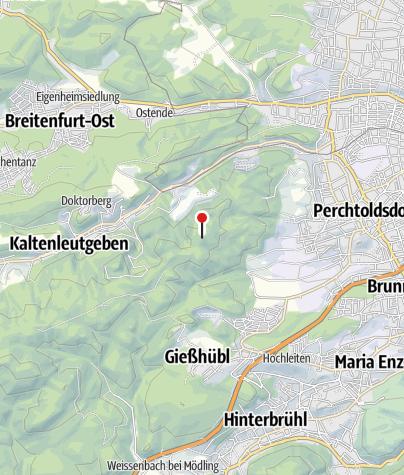 Karte / Kammersteinerhütte