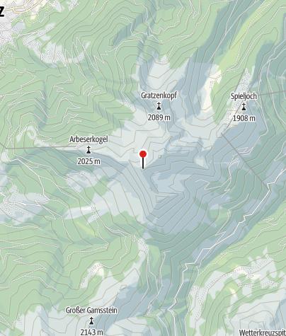 Karte / Kellerjochhütte