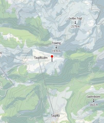 Karte / Linzer Tauplitz-Haus