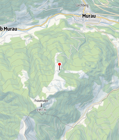 Karte / Murauer Hütte