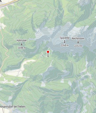 Karte / Klinkehütte