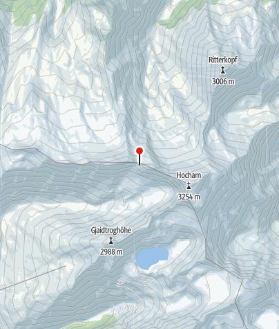Karte / Otto-Umlauft-Biwak