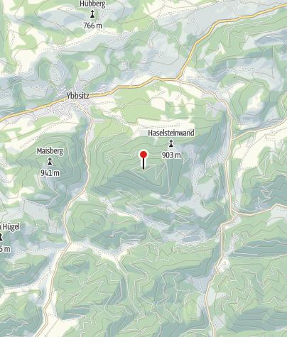 Karte / Prochenberghütte