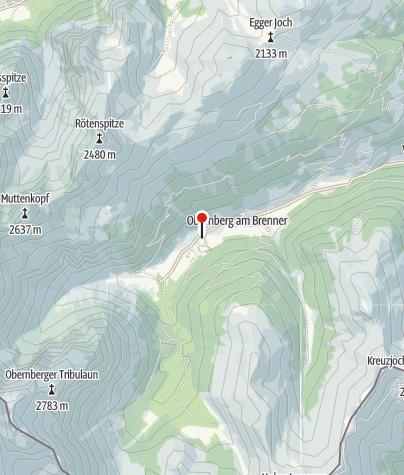 Karte / Jugend- und Seminarhaus Obernberg
