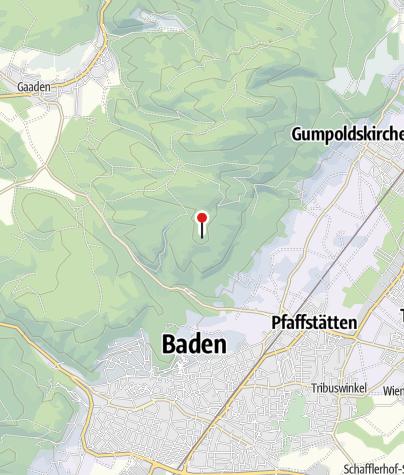 Map / Rudolf-Proksch-Hütte