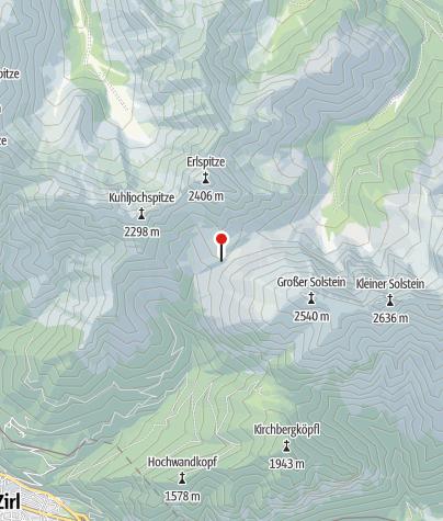 Karte / Solsteinhaus