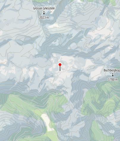 Karte / Sonnschienhütte