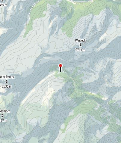 Karte / Sticklerhütte