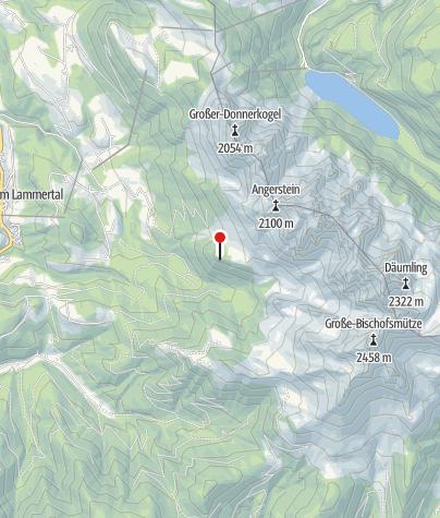 Map / Theodor-Körner-Hütte