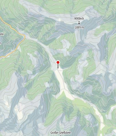 Karte / Triebentalhütte