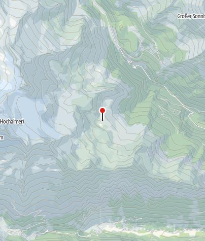 Map / Villacher Hütte