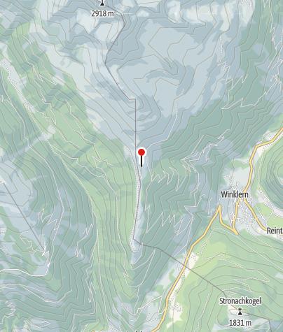 Karte / Winklerner Hütte