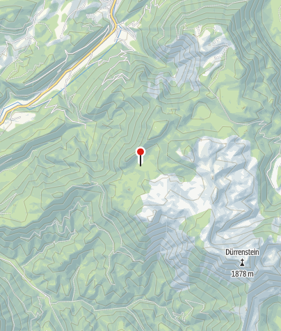 Map / Ybbstaler Hütte