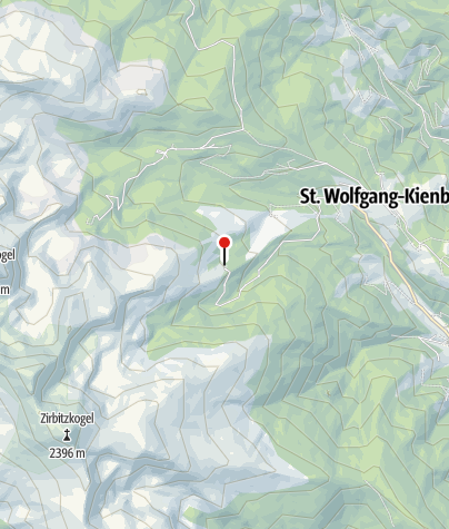 Karte / Zirbenwaldhütte
