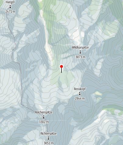 Karte / Zittauerhütte