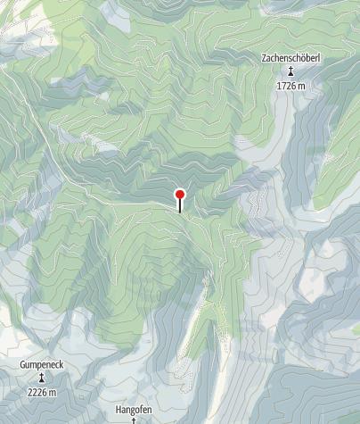 Karte / Berghaus i.d.Walchen