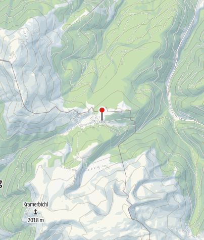 Karte / Neue Bonner Hütte