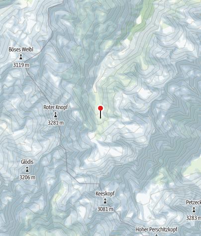 Karte / Elberfelder Hütte