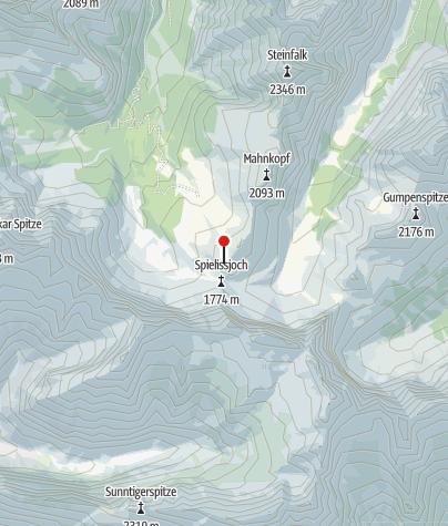 Karte / Falkenhütte