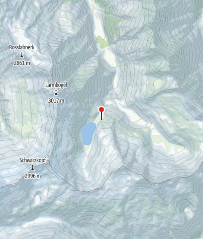 Karte / Neue Fürther Hütte
