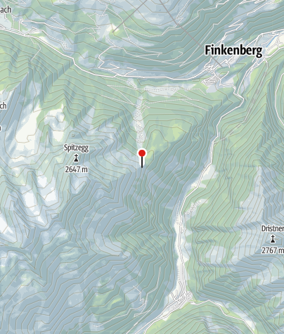 Karte / Gamshütte