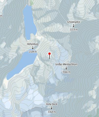 Karte / Heinrich-Schwaiger-Haus