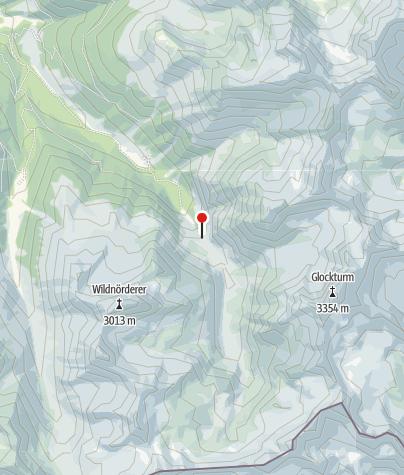 Karte / Hohenzollernhaus