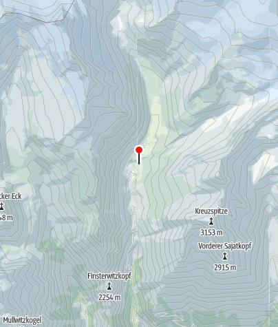 Karte / Johannishütte